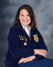 Kim Horsman - Senior Photos